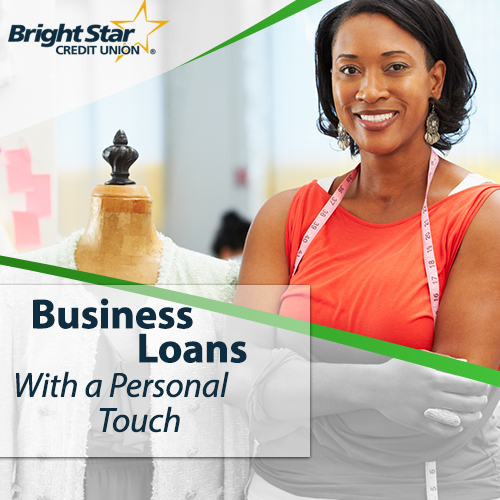 BrightStar Credit Union Business Loans