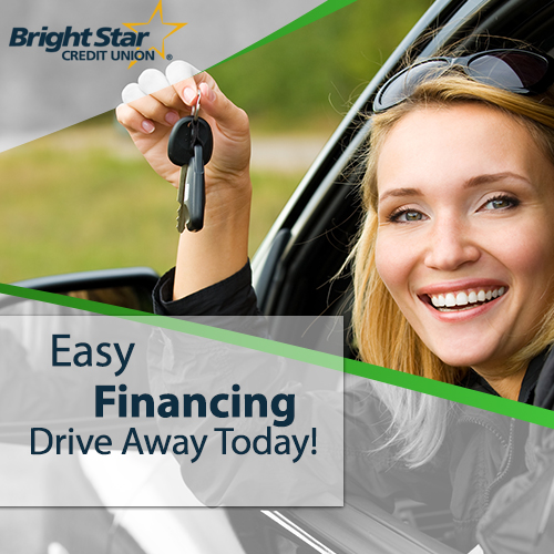 BrightStar Credit Union Easy Financing