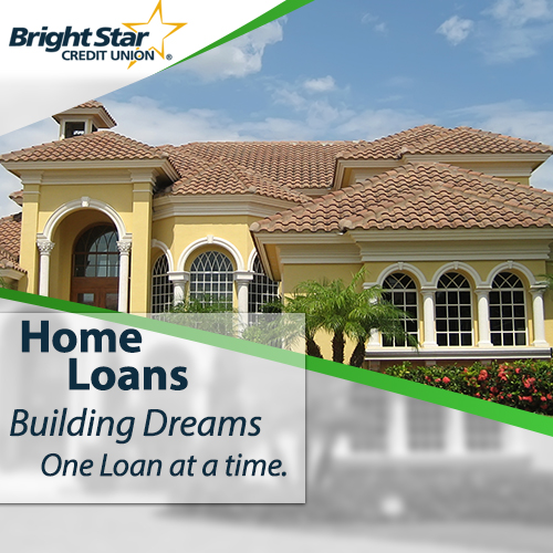 BrightStar Credit Union Home loans