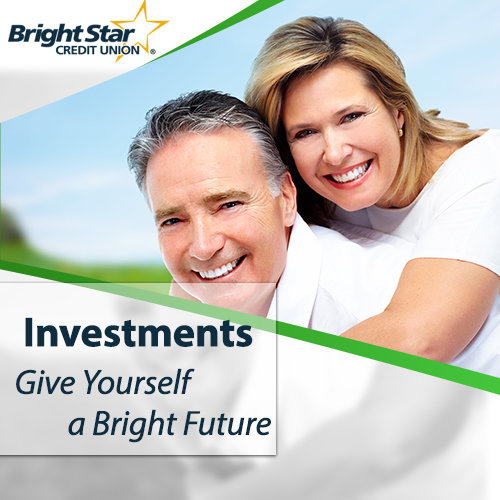 BrightStar Credit Union Investments