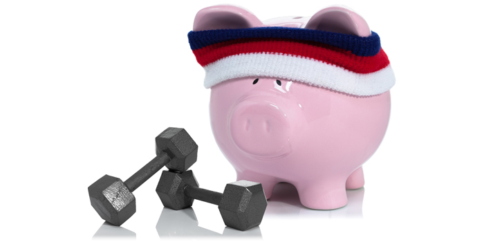 Get financially fit with our tips.
