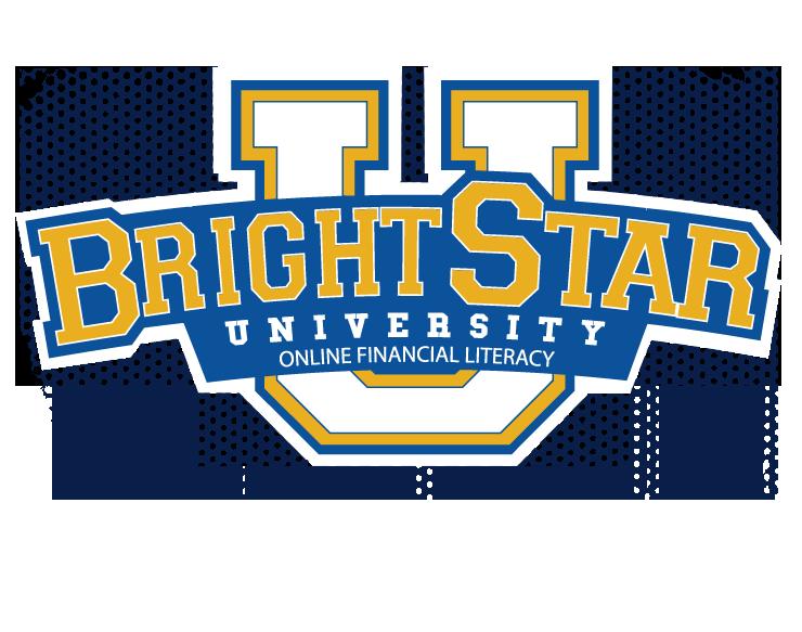 BrightStar Credit Union University Logo
