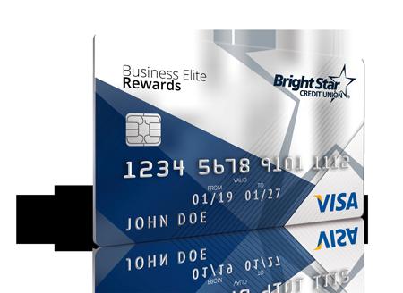 Business Elite Rewards Credit Card
